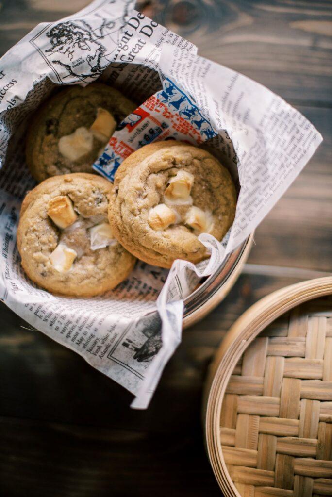 Biscuit Lapin Blanc de Kouign Café