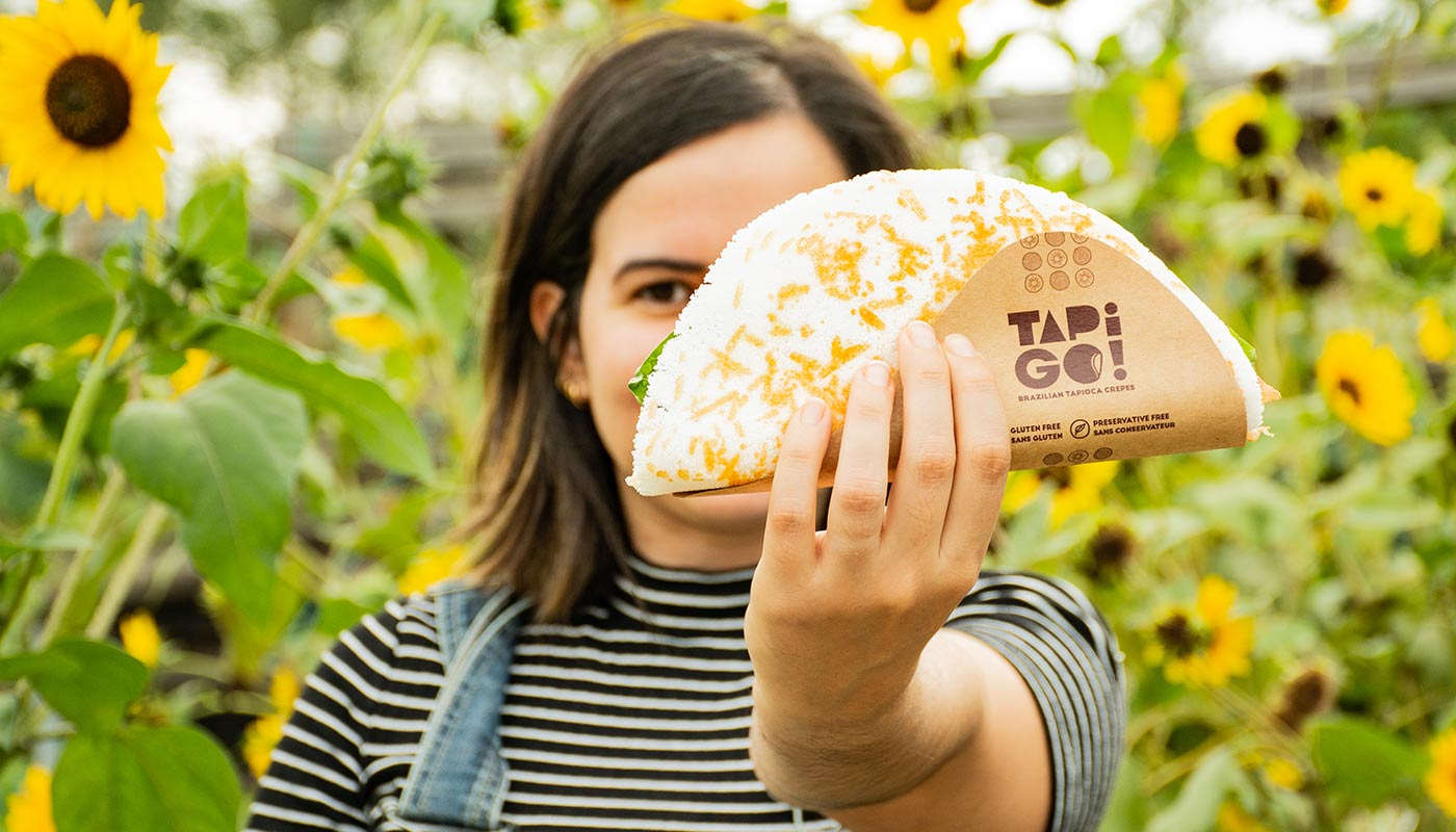 Clarissa Aguiar of Tapi Go! by sunflowers