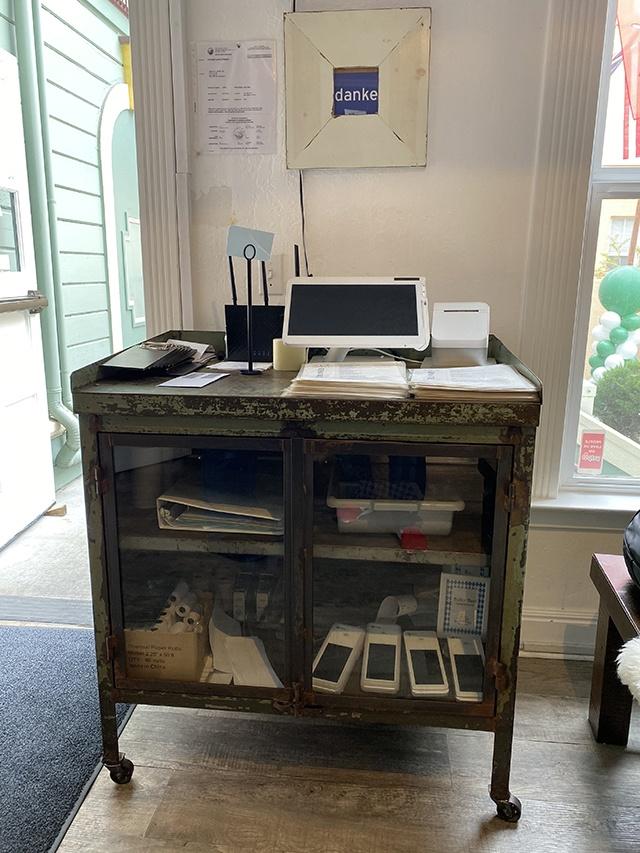 Ludwigs Clover setup