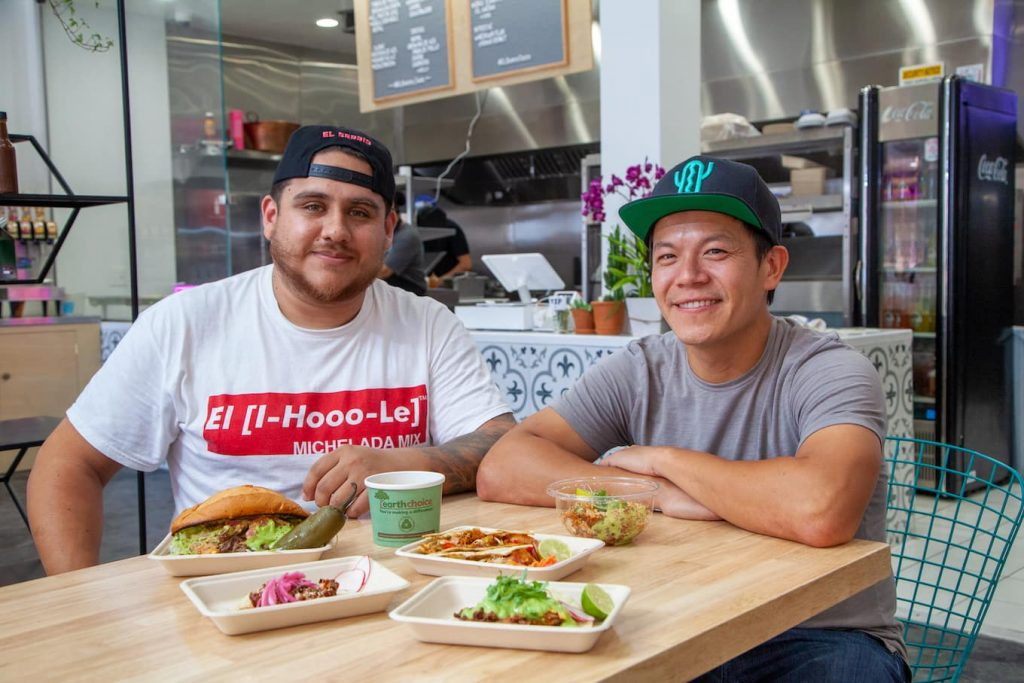 El Barrio Neighborhood Tacos Co-Owners