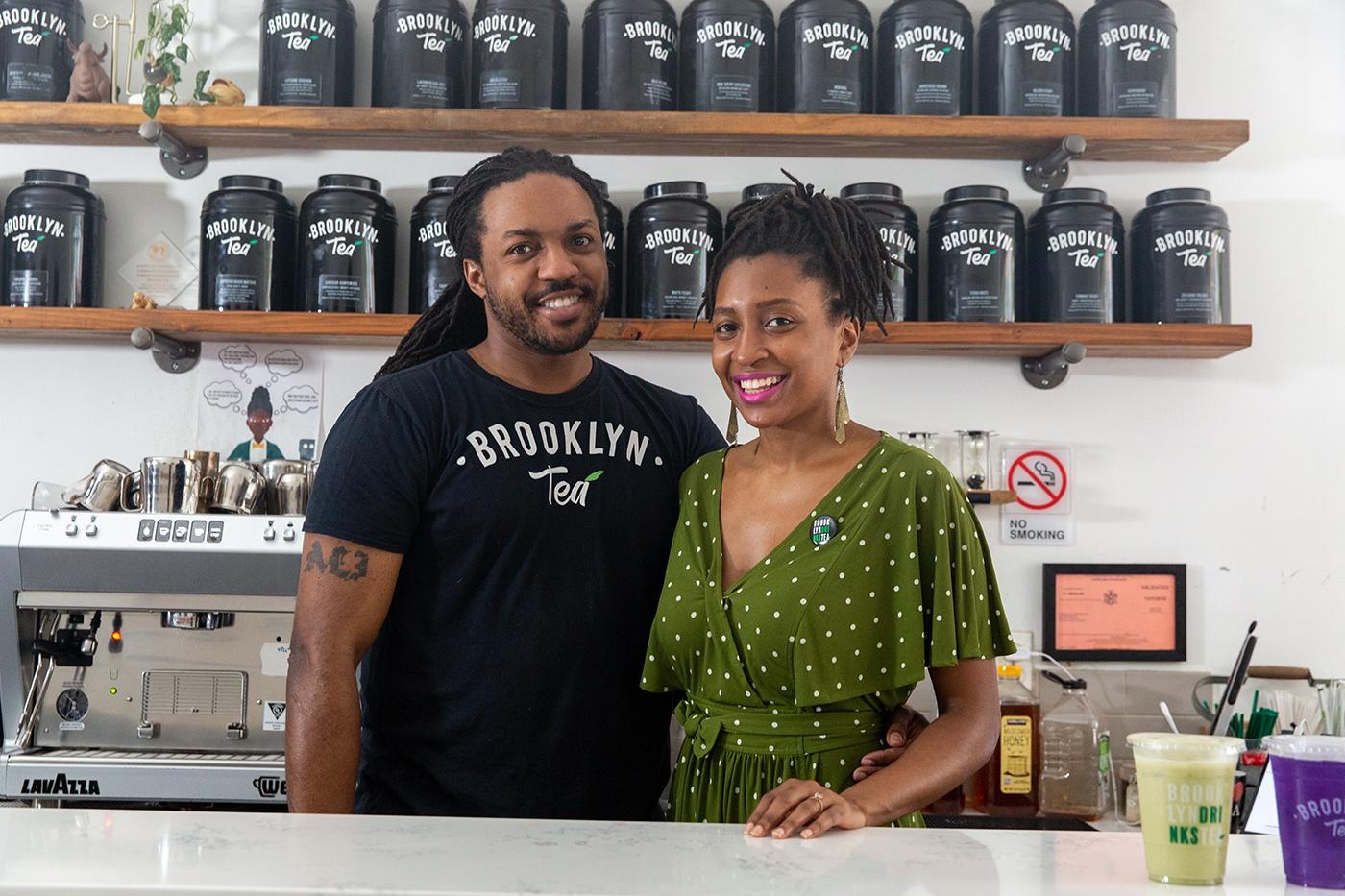 Brooklyn Tea owners