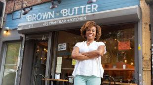 Myriam Nicolas of Brown Butter