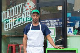 Daddy Greens owner