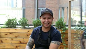 Jeremy Poon of Sushi Lab