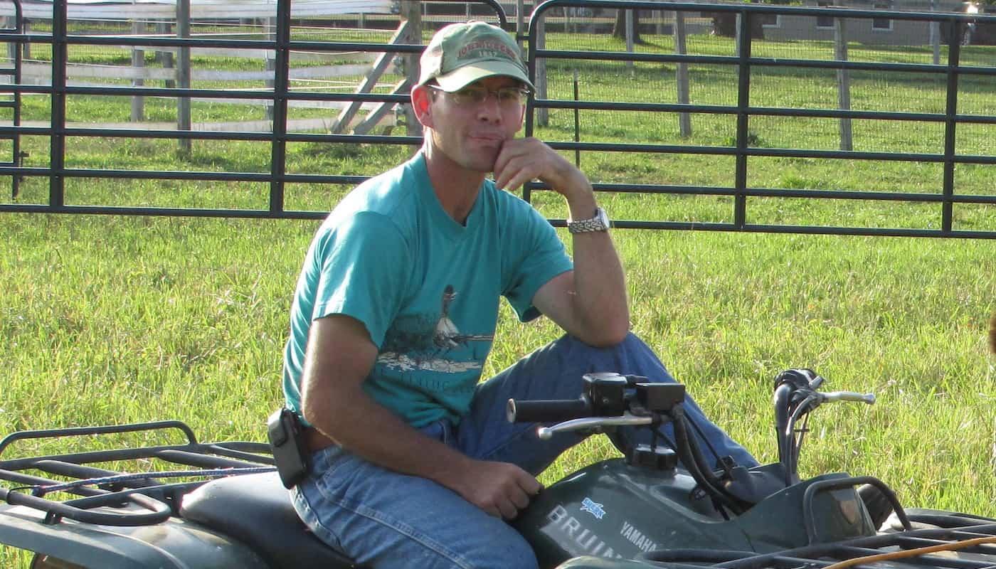 Hendrick Leibrandt of Destiny Farm Cattle