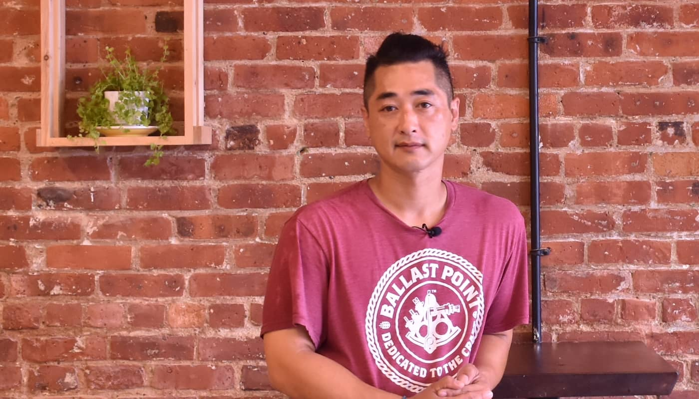 Jeff Choi of Bulbap Grill