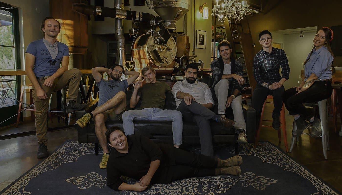 The Iconik Coffee Roasters Team