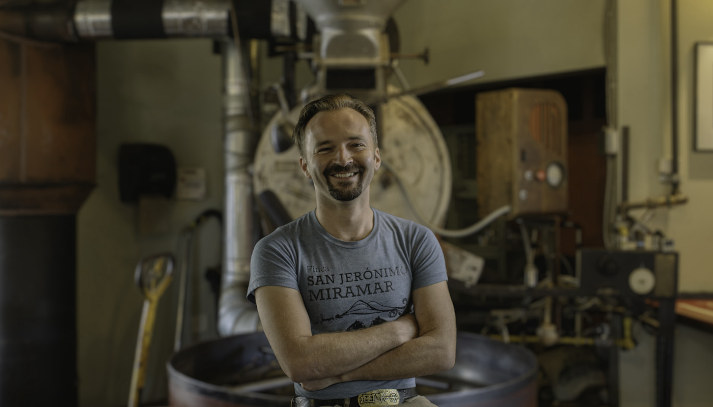 Sean Ham of Iconik Coffee Roasters