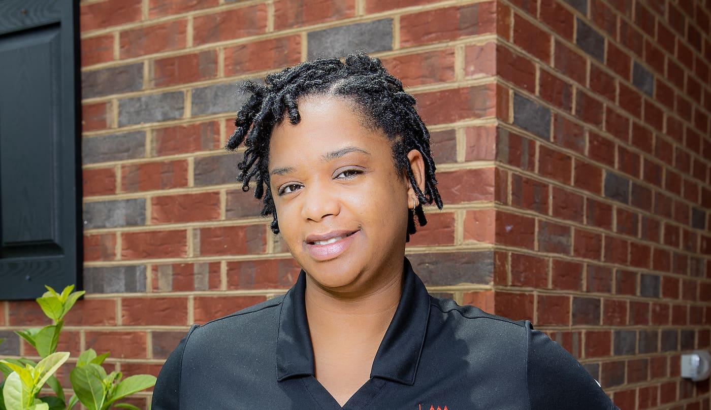 LaToya Gardner of Holy Rolly Charleston