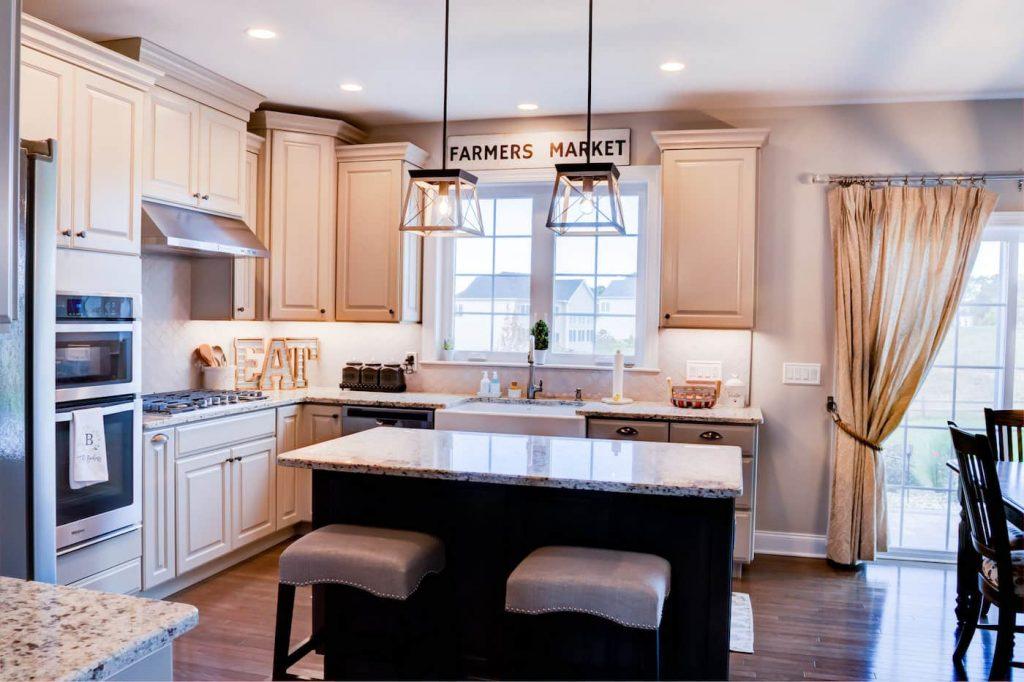 Kitchen by OC Design