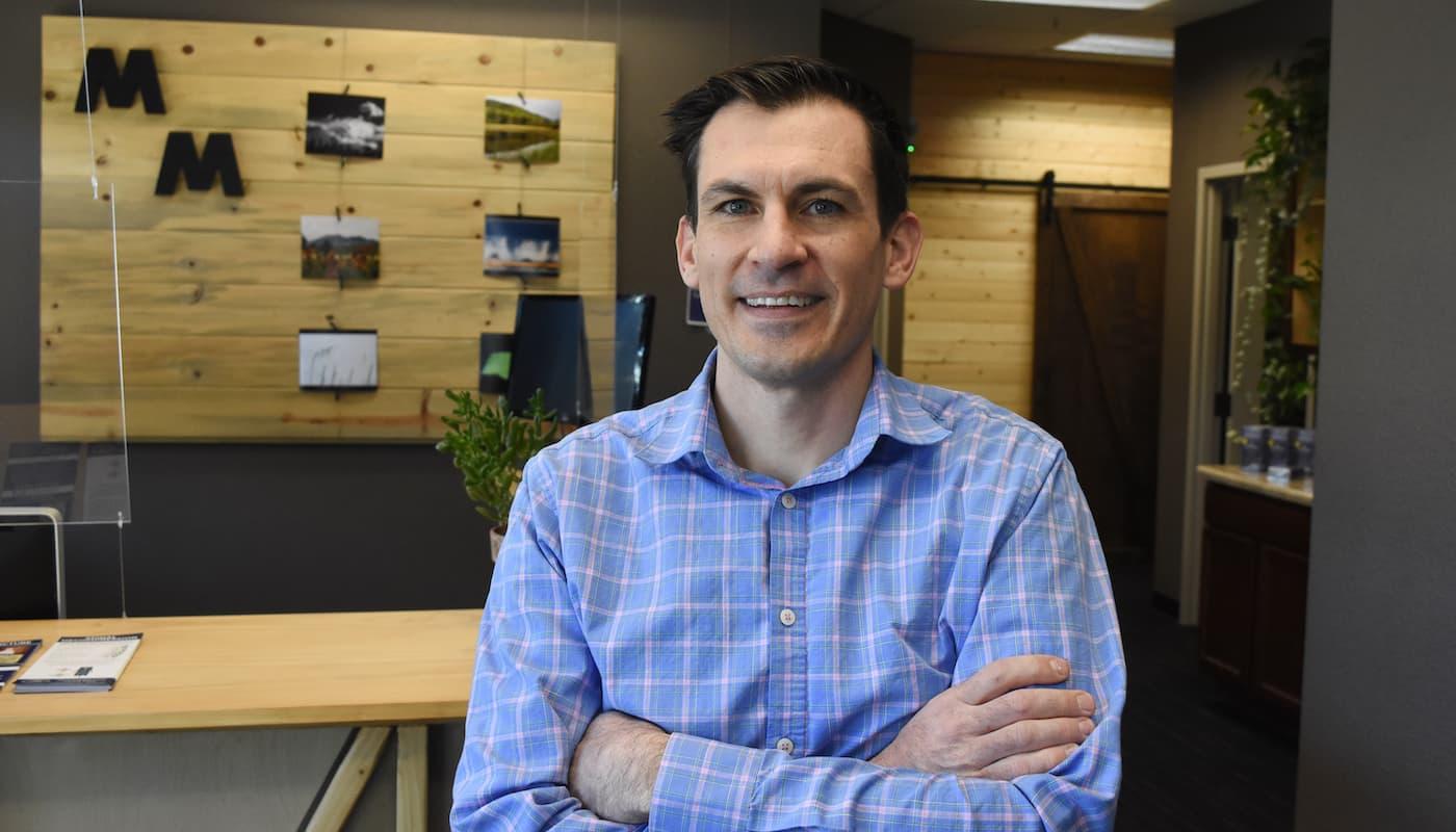 Bret Wojciak of Mountain Medicine Integrative Wellness Center