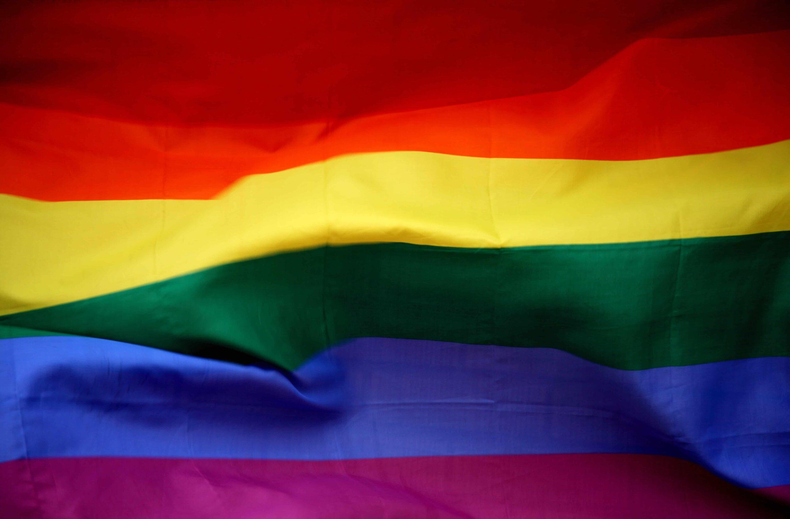 LBGT Flag for Pride Month