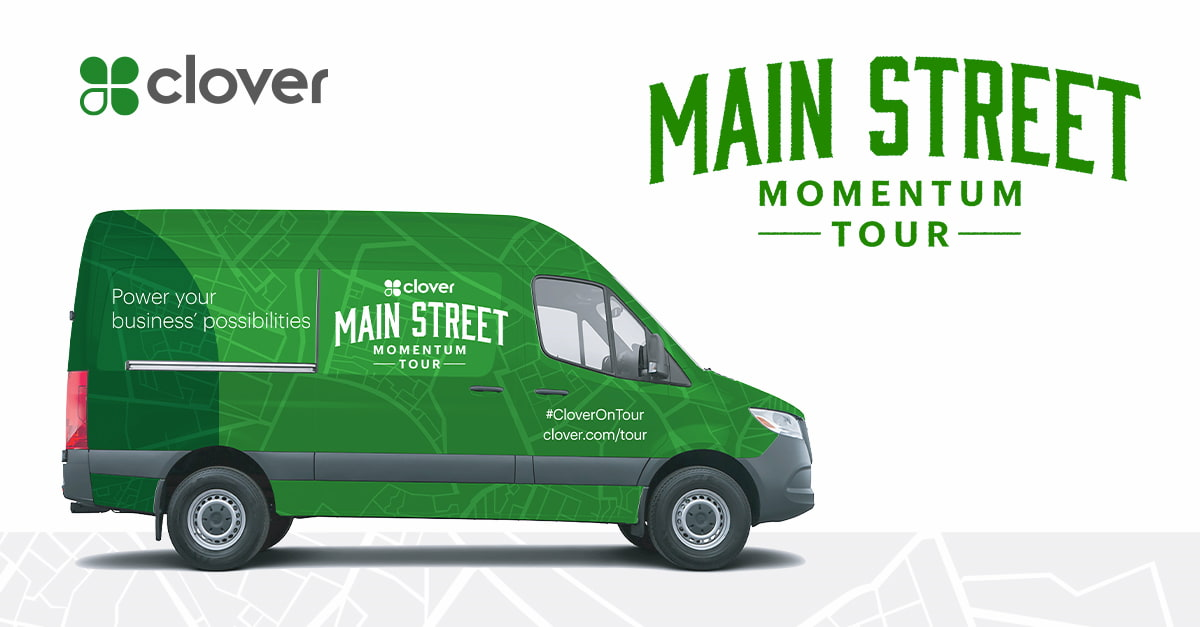 Main Street Momentum Tour logo