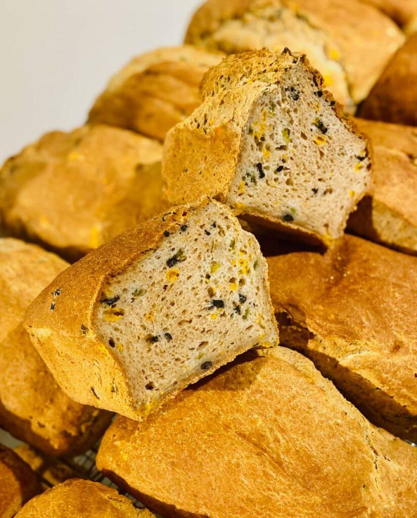 Bread from Jaide & Joel's Baking Company