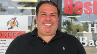 JP Figaro Hole in One Bagels owner